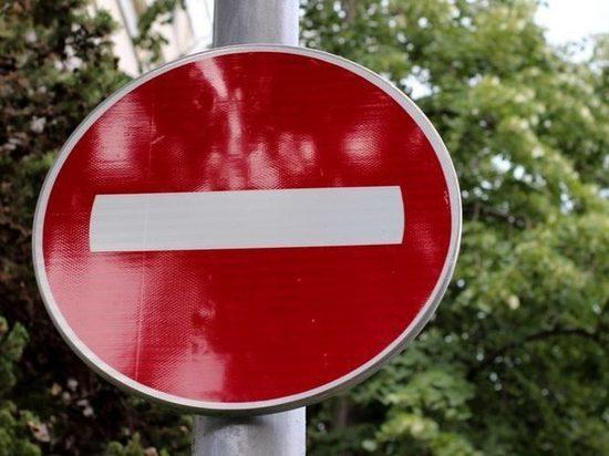 На Театральную площадь Ульяновска закрыт въезд из-за юбилея избиркома
