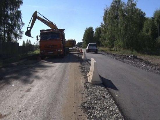 В Кирове строительство новых дорог начнут в июне