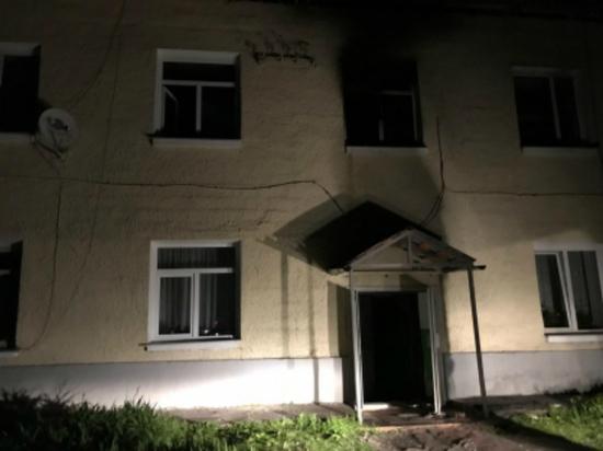 93-летняя женщина погибла при пожаре на окраине Екатеринбурга