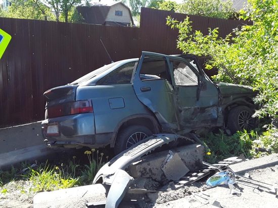 Девять аварий произошли в Ивановской области за два выходных дня