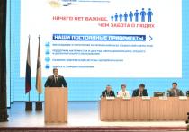 Губернатор Ставрополья подвел итоги пятилетки