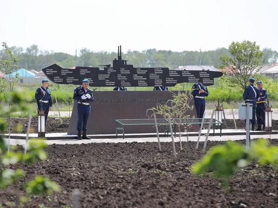 На Ставрополье открыли мемориал экипажу подлодки С-13, совершившей «атаку века» под командованием Александра Маринеско