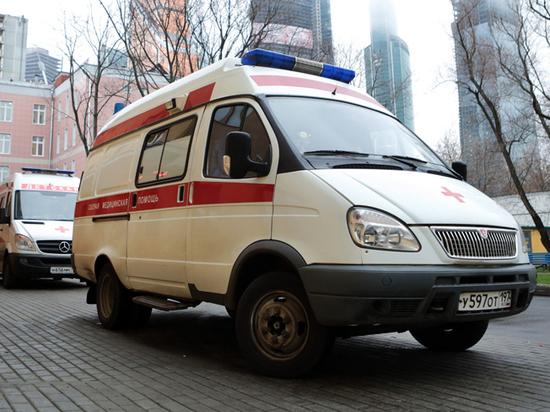 Московские врачи нашли в теле трехлетней девочки металлический шарик