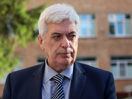 Виталий Синода решением губернатора Игоря Рудени отправлен в отставку