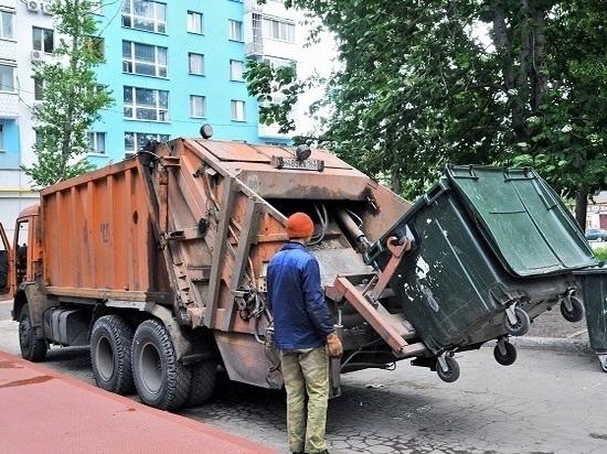 В регионе вводят льготы на вывоз бытовых отходов