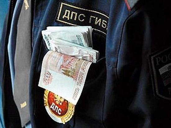 Воронежского сотрудника ГИБДД оштрафовали за мелкое взяточничество