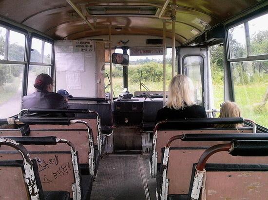 Два воронежские дачных автобуса изменили свой маршрут