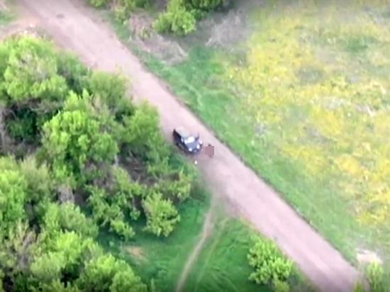 Убийство комбата ДНР в Донбассе попало на видео