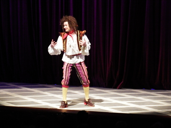 Гольдони в театре драмы вызвал сон и недоумение