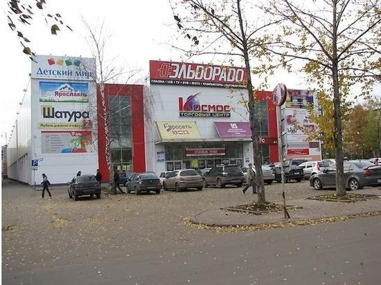 В Ярославле бастуют арендаторы ТЦ «Космос»