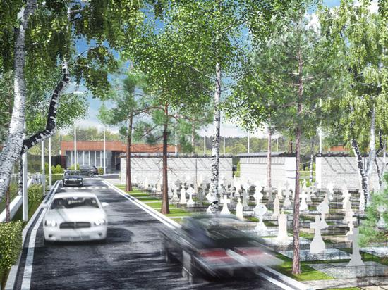 Стало известно, как изменится Бутовское кладбище после реконструкции