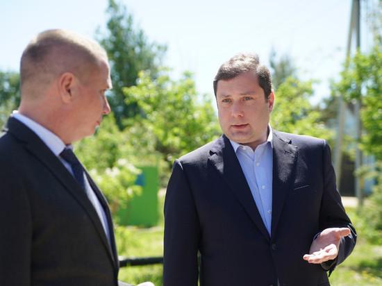 Алексей Островский предпринял рабочую поездку по Смоленску