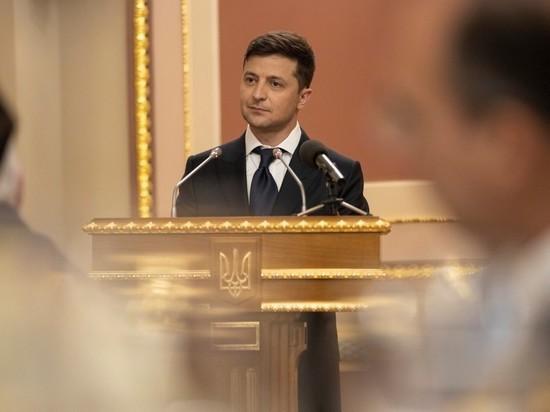 Зеленский официально распустил Раду и назначил выборы на 21 июля