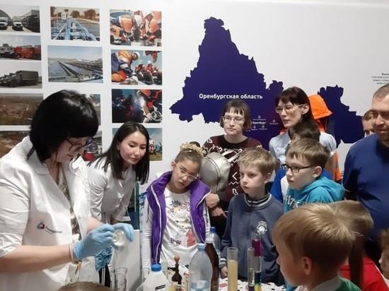«Росводоканал Оренбург» управлял водной стихией в «Ночь музеев»
