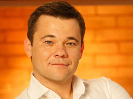Зеленский назначил Андрея Богдана главой администрации