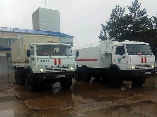 Спасатели Хабаровского края нашли заблудившегося сборщика черемши