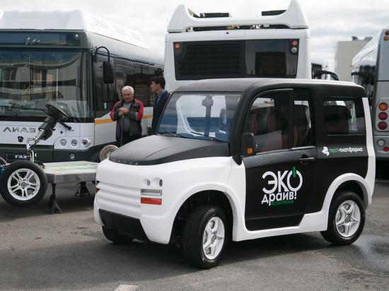 Российский электромобиль Zetta будет стоить 450 тыс. рублей