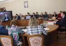 Вадим Тарасов принял участие в селекторном совещании правительства