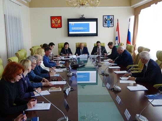 Николай Мамулат провел первое заседание Общественного совета при бизнес-омбудсмене