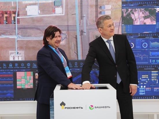 В Башкирии запустили «Цифровое месторождение»
