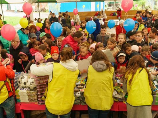 Фонд «Я помогаю детям» исполнил мечты нуждающихся детей Пермского края