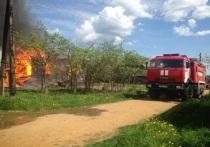 В Тверской области огонь уничтожил жилье многодетной семьи