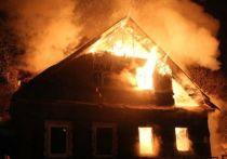 Жители Соломбалы остались без крова в результате полночного пожара