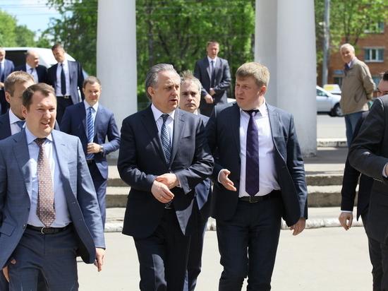 Виталий Мутко оценил капиталоемкие проекты Нижегородской области