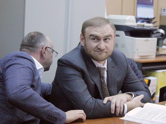 Полномочия сенатора от КЧР Арашукова прекращены досрочно решением Совфеда