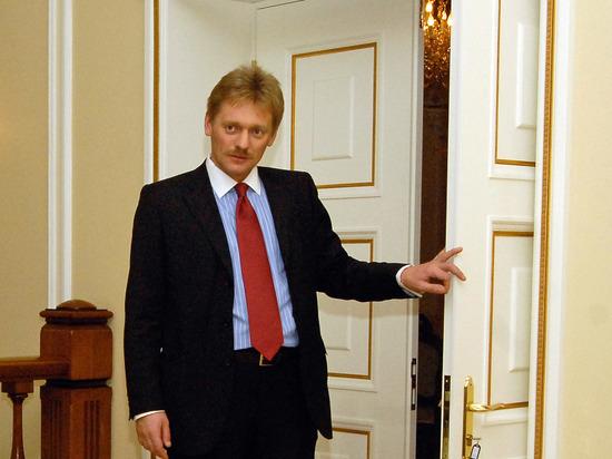 Песков прокомментировал идею Зеленского о референдуме по переговорам с РФ