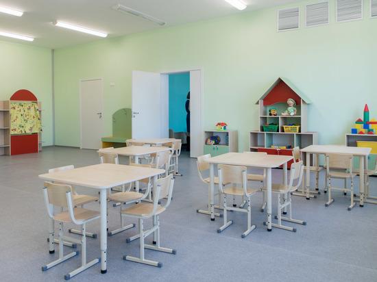Новый детсад на западе Волгограда откроется во второй половине года