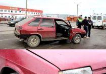 Молодой водитель покалечил подростка на