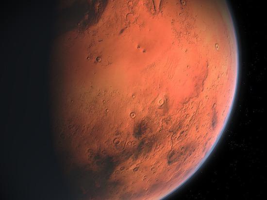 NASA предложило каждому добровольцу «оставить след» на Марсе