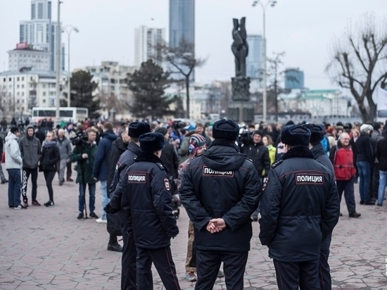 Екатеринбург посетит Главный инспектор МВД России