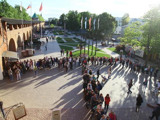 Более 155 тысяч жителей Нижнего Новгорода участвовали в «Ночи музеев»