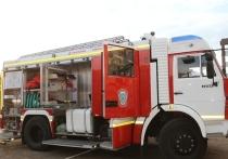 Два гаража сгорели в Саранске за день