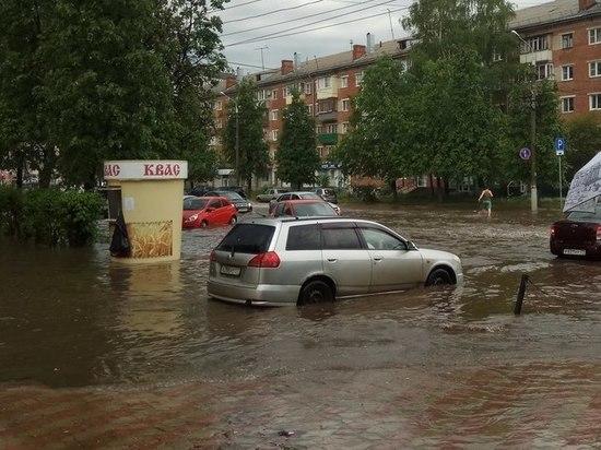 В Туле восстановление 17 участков ливневок выльется в миллионы рублей