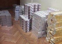 В Литву контрабанда сигарет всё чаще поступает из Калининградской области