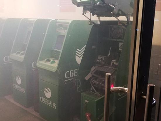 Задержан ремонтник, который неудачно пытался взорвать банкомат в Москве