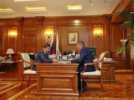 Новый газопровод на Вологодчине построят досрочно