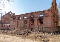 Прокуратура возбудила уголовное дело по факту пожара в усадьбе Альтхоф-Рагнит