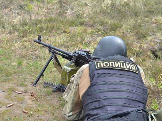 В Твери правоохранительные органы соревновались, кто дальше стреляет