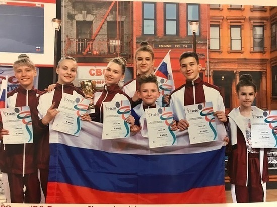 Ставропольчанка взяла золото чемпионата Европы в танцах хип-хоп