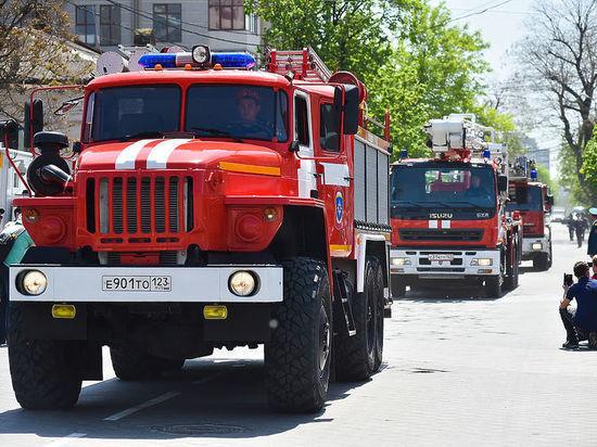 На Кубани будут в обязательном порядке страховать жизни пожарных