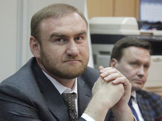 Арашуков оценил лишение его статуса сенатора