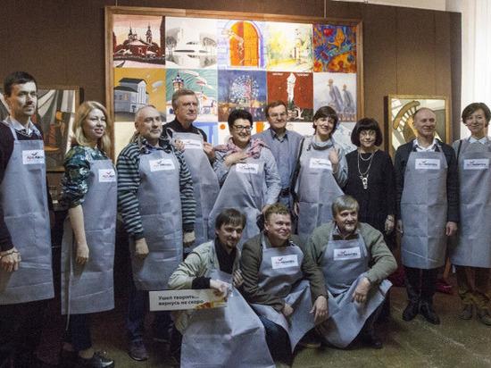 Преподаватели ВятГУ – в составе реготделения Союза художников России