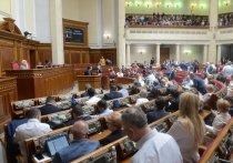Подгадив Зеленскому с законом о выборах, Рада поставила себе «вилку»
