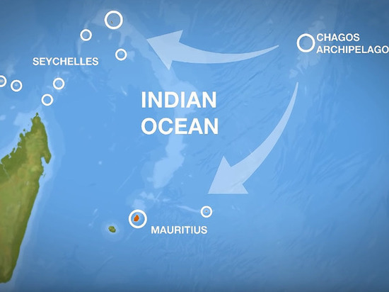 В ООН одобрили резолюцию об отказе Британии от архипелага Чагос