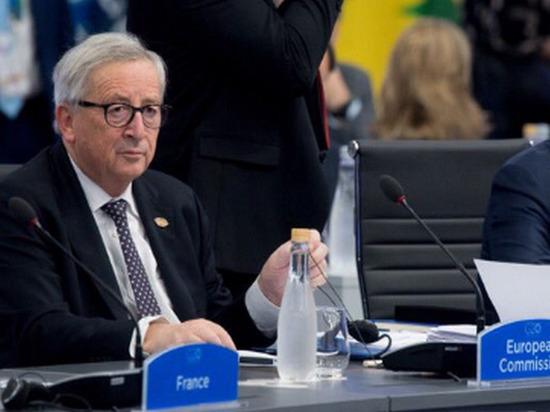 Жан-Клод Юнкер: я устал от постоянных переносов срока Brexit