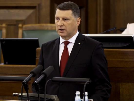 На инаугурации Зеленского забыли представить президента Латвии
